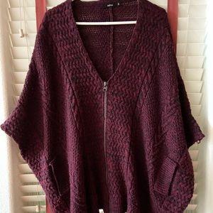 Batwing Sweater Dress